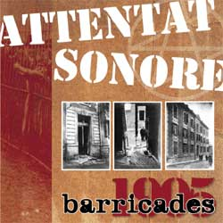 "New EP out now ! ""Barricades 1905"" !"