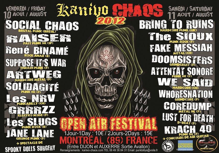 Kanivo Chaos 08/2012